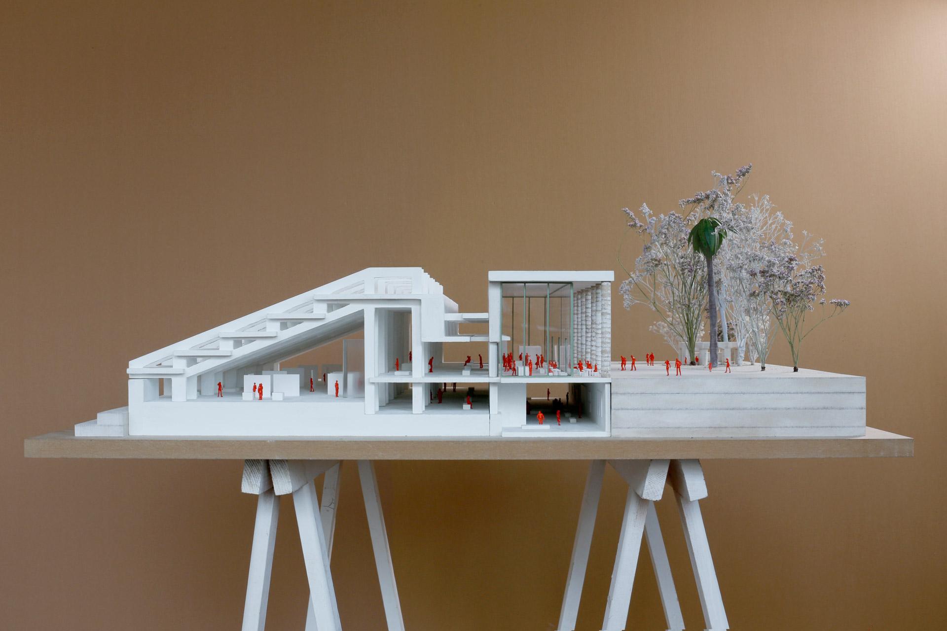 Vertical City Chicago Architecture Biennial Index Christ Gantenbein